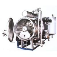 Cheap Horizontal textile dyeing machinery for beams / cone yarn / package yarn for sale