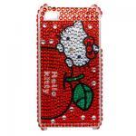 "Hard Crystal Case For Iphone 5"" Diamond Luxury Case - Desonda Wholesale"