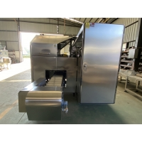 Cheap Tunnel 20kg/H Sugar Cone Baking Machine For Snack Food Factory for sale