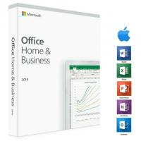 Cheap PC Platform Microsoft Office License Key Office 2019 Home And Business Keycard for sale
