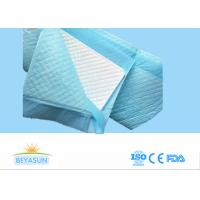 Cheap Nonwoven Hospital Disposable Bed Pads For Elderly / Adults , 60*90cm Size for sale