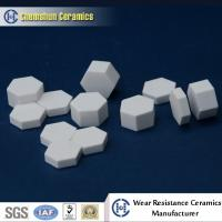 Buy cheap China Manufacturer Supplied Alumina Ceramic Hexagonal Sheet as Wear Resistant from wholesalers
