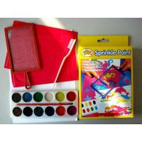 Cheap Educational Toy--Sprinkle Paint for sale