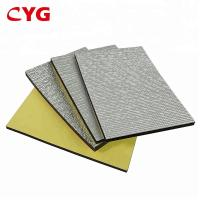 Cheap Aluminum Foil Construction Heat Insulation Foam Floor Panels SGS ISO Approval for sale