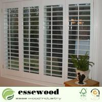 Cheap High Quality Customized Shutters for Round Windows Window Shutters for sale