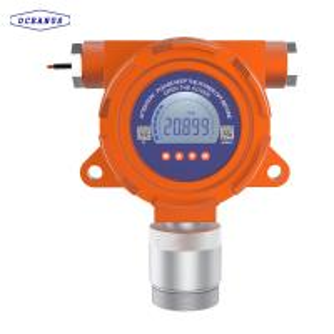 Cheap OC-F08 Fixed Methyl mercaptan CH4S gas detector, test range customized, Audible-visual alarm,Explosion proof design for sale