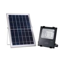 Buy cheap Remote Control Solar Landscape Flood Lights , 20W Solar Powered Ground Flood from wholesalers