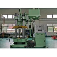 Buy cheap Low Noise Plate Vulcanizing Machine Contraposition 400 Ton Clamp Force from wholesalers
