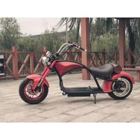 Buy cheap Lithium Battery 2 Wheel Electric Scooter 60v 1500W/2000W With EEC/COC Approval from wholesalers