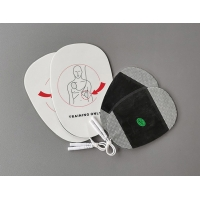 Cheap Factory wholesale Adult children defibrillator Electrode Pad for AED Defibrillator Training for sale