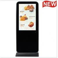 Cheap Bank / Airport Video Audio POP LCD Display , 10 Inch Advertising Display Monitor for sale