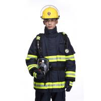 Cheap Heat insulation Nomex Fireman Turnout Gear for Firefighting for sale