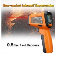 Cheap Fast Response Handheld Infrared Thermometer Non Contact Low Battery Indication for sale
