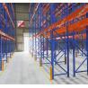 Buy cheap Huichen Warehouse storage selective pallet racks heavy duty adjustable steel from wholesalers