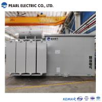 Cheap 3600kva 37 kv prefabricated substaion with high ability of automation for sale
