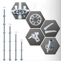 Buy cheap Galvanized Q235B Ringlock Scaffolding System from wholesalers