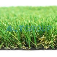Cheap Indoor / Outdoor Commercial Artificial Grass Anti Color Fading Abrasive Resistance for sale