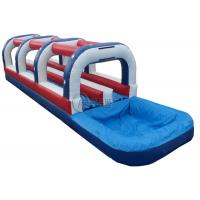 Cheap Giant Inflatable Slip N Slide Slip N Slide Waterproof Inflatable Water Slides for sale