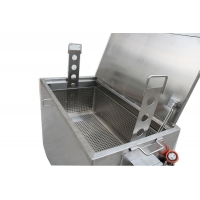Cheap SUS304 258L Soaking Tank Machine Adjustable 3000W For Oven for sale