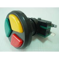 Cheap America style Round Push Button  for sale
