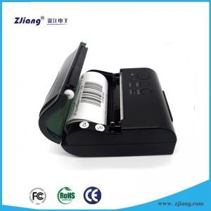Cheap ZJ-8001 Pos Drucket Mini Handy Ticket Receipt Printer Thermal 80 mm Pos Printer Android SDK for sale