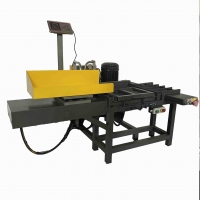 Cheap 3 Phase Hydraulic Horizontal Wiping Rag Baler for sale