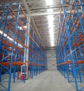 Cheap Heavy duty racks storage pallet racking Q235 steel shelving system for sale