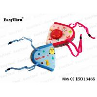 Child N95 PM2.5 Washable Face Mask  With Breathing Valve , Custom Reusable Surgical Mask