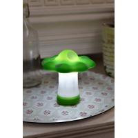 Cheap Adjustable Brightness Led Mushroom Lights / Cartoon Style Multi Function LED Table Lamp for sale