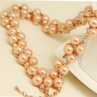 Cheap Korean Fashion Pearl Neacklace Pendant for Women in Jewelry Factory Direct 2015 for sale