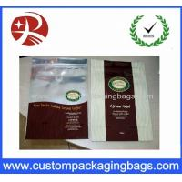 Buy cheap Plastic Coffee Packaging Bags With / Without Side Gusset Pictures & Photos from wholesalers