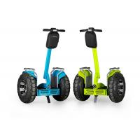 Buy cheap E8 Brushless 2 Wheel Balancing Scooter , Electric Standing Scooter Off Road from wholesalers