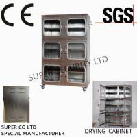 Buy cheap Desiccant Nitrogen Dry Box Rustproof Floor standing , Dehumidification from wholesalers