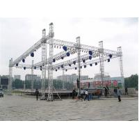 Cheap Custom Length Aluminium Trade Show Truss Display Stand Truss For Exhibition Show for sale