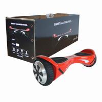Cheap 2 Wheels Self Balancing Scooter Hover Board With Bluetooth Music Colorful LED Light for sale