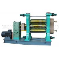 China Auto Control Rubber Three Four Roll Calendering Machines on sale