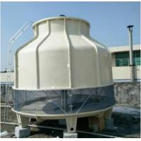 Cheap Large Capacity Pvc Cooling Tower 10T , Anti Rust Cooling Water Tower Low Noise for sale