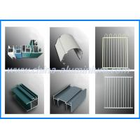 Buy cheap Colorful Aluminum Window Profile , Aluminium Window Frame Section from wholesalers