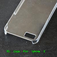 Quality Apple Iphone 5 5G 5th Crystal Clear Hard Case Back Protected Cover -Paypal wholesale