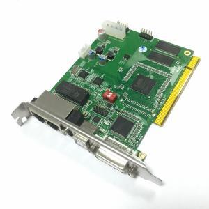 Cheap Linsn TS802 LED Display Controller , LINSN TS802D LED Sending Card for sale