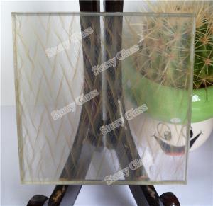 Cheap Web Laminated Glass of EVA Film for sale