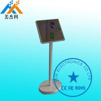China 15.6 Inch Led Advertising Magic Mirror Light Box With Sensor Touch Kiosk on sale