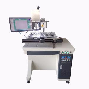 China 3D Fiber Laser Marking Machine , 3D Printer Laser Engraving Machine  For Pens on sale