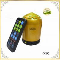Cheap 8GB memory mini muslim gift quran speaker with remote, quran learning islam player SQ-106 for sale