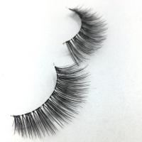 Cheap Real Siberian 3D Mink Lashes Individual Mink Lash Extensions Natural Style for sale