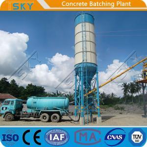 Cheap Commercial HZS180 180m3/H Stationary Concrete Plant for sale