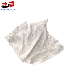 Cheap 100kg/Bag White Cotton Rags for sale