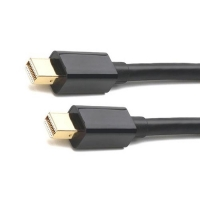 Cheap Black 3.3 Feet 1M RoHS Certified Displayport Cable for sale