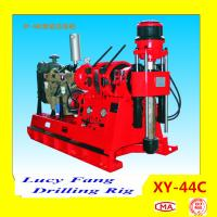 Cheap Chinese Hot XY-44C Spindle Type Skid Mounted Powerful Big-pile Hole Drilling Rig for sale