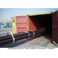 API 5L GR.B Seamless Stainless Steel Tubing 2.5mm - 40mm Thickness Manufactures